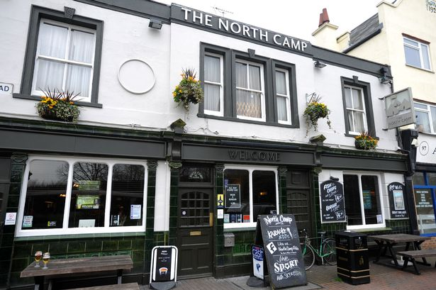 Announcing New Official Sponsor – The North Camp Pub