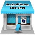 Buy Bracknell Manics FC Official Merchandise!